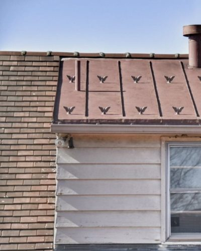 jalco snowguards - corner of added easement roof - all eagles - 86653858
