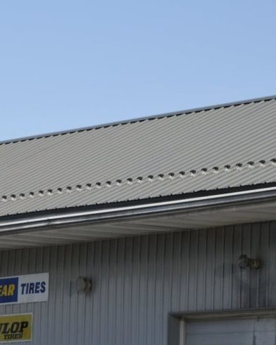 jalco snowguards - metal roof auto garage - one side - 86494530
