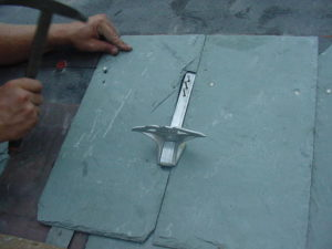 jalco snowguards slate roof installation 6