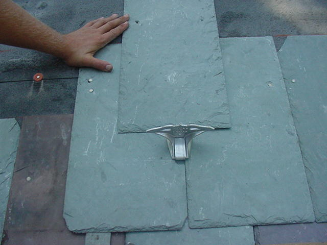 jalco snowguards slate roof installation 2
